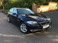 2011 BMW 5 SERIES 2.0 520D SE TOURING 5d 181 BHP PLEASE CALL TO VIEW