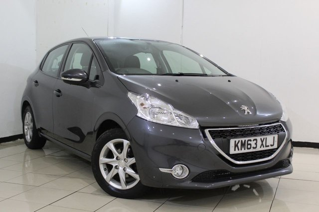 View our 2014 63 PEUGEOT 208 1.4 ACTIVE HDI 5DR 68 BHP