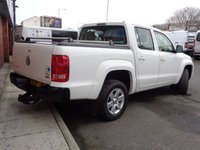 USED 2015 64 VOLKSWAGEN AMAROK 2.0 DC TDI TRENDLINE 4MOTION 1d 178 BHP
