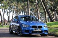 2013 BMW 1 SERIES 2.0 120D M SPORT 5d 181 BHP £11990.00