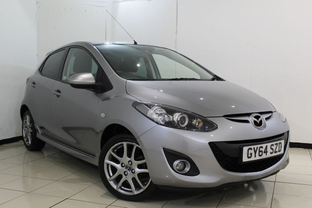 View our 2015 64 MAZDA 2 1.3 SPORT VENTURE EDITION 5DR 83 BHP