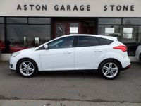 USED 2015 15 FORD FOCUS 1.5 ZETEC TDCI 5d 118 BHP **ZERO TAX * NAV * B/TOOTH** ** SYNC 2 NAV * APPEARANCE PACK **