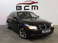 2009 BMW 5 SERIES 2.0 520D SE BUSINESS EDITION 4d AUTO 175 BHP £SOLD
