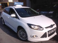 2012 FORD FOCUS 1.6 ZETEC S ECOBOOST  178 BHP £SOLD