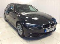 2013 BMW 3 SERIES 2.0 320D EFFICIENTDYNAMICS BUSINESS 4d AUTO 161 BHP £11000.00