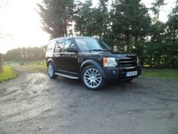 2008 LAND ROVER DISCOVERY 2.7 3 TDV6 XS 5d 188 BHP 6 Speed Manual £7250.00