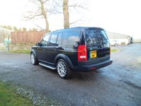 USED 2008 58 LAND ROVER DISCOVERY 2.7 3 TDV6 XS 5d 188 BHP 6 Speed Manual SAT NAV. BLUETOOTH. LEATHER. 12 M MOT. XENON LIGHTS. FANTASTIC CONDITION