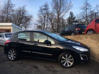 USED 2011 61 PEUGEOT 308 1.6 ACTIVE 5d 120 BHP
