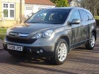 2008 HONDA CR-V 2.2 I-CTDI EX 5d 139 BHP £6000.00