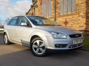 2007 FORD FOCUS 1.6 STYLE 5d 115 BHP £SOLD
