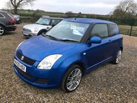 2009 SUZUKI SWIFT 1.3 GL 3 DOOR 53000 MILES COMES FULLY SERVICED 2 OWNERS CLEAN CAR  £3295.00