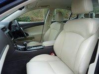 USED 2012 62 LEXUS IS 2.5 250 ADVANCE 4d AUTO 205 BHP