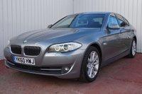 2010 BMW 5 SERIES 3.0 530D SE 4d AUTO 242 BHP £9995.00
