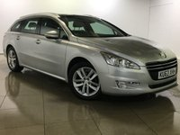 USED 2013 63 PEUGEOT 508 1.6 HDI SW ACTIVE 5d 112 BHP Panoramic Glass Roof