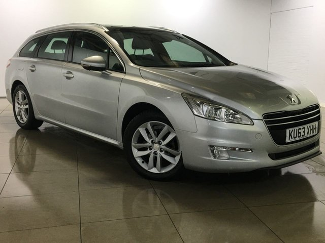 View our 2013 63 PEUGEOT 508 1.6 HDI SW ACTIVE 5d 112 BHP