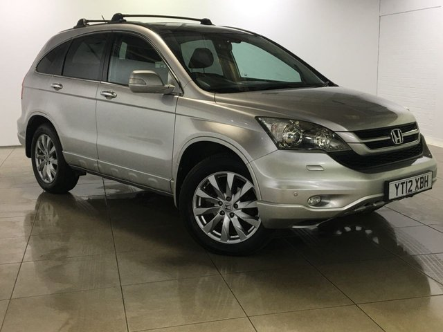 View our 2012 12 HONDA CR-V 2.0 I-VTEC EX 5d AUTO 148 BHP