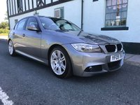 2009 BMW 3 SERIES 2.0 318D M SPORT 4DOOR AUTO 2 OWNERS LOW MILES FSH HARD TO FIND THIS CLEAN  £7795.00