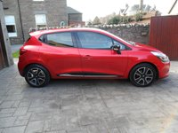 USED 2014 64 RENAULT CLIO 1.5 DYNAMIQUE MEDIANAV ENERGY DCI S/S 5d 90 BHP £0 ROAD TAX. 1 OWNER. FSH. LONG MOT.