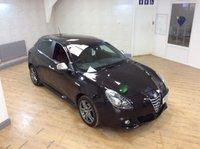 2015 ALFA ROMEO GIULIETTA 1.6 JTDM-2 EXCLUSIVE 5d 105 BHP £11495.00