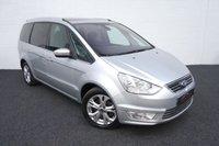 2010 FORD GALAXY 2.0 TITANIUM X TDCI 5d AUTO 138 BHP £8999.00