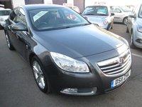 2011 VAUXHALL INSIGNIA 1.8 SRI 5d 138 BHP £4695.00