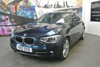 USED 2012 BMW 1 SERIES 2.0 120D SPORT 5d 181 BHP
