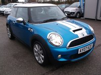 USED 2007 07 MINI HATCH COOPER 1.6 COOPER S 3d 172 BHP SERVICE HISTORY, STUNNING EXAMPLE THROUGHOUT, EXCELLENT SPEC, GREAT PERFORMANCE, DRIVES SUPERBLY !!