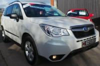USED 2014 14 SUBARU FORESTER 2.0 TD X 4x4 5dr Demo +1 Owner - 5 Services