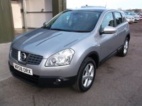USED 2009 58 NISSAN QASHQAI 2.0 TEKNA DCI 5d 148 BHP ****Great Value economical reliable family car with  service history, drives superbly****