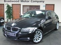 USED 2009 59 BMW 3 SERIES 2.0 320I SE 4d 168 BHP