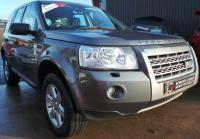 USED 2010 10 LAND ROVER FREELANDER 2 2.2 TD4 GS 4X4 5dr AUTO - 7 Services - Great Spec