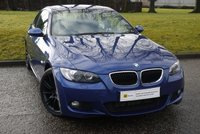 USED 2007 57 BMW 3 SERIES 2.0 320D M SPORT 2d 175 BHP **STUNING** £0 DEPOSIT FINANCE AVAILABLE