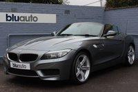 2011 BMW Z4 3.0 Z4 SDRIVE30I M SPORT ROADSTER 2d AUTO 254 BHP £16430.00