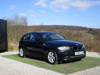 USED 2010 60 BMW 1 SERIES 2.0 118I SE 3d 141 BHP