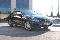 2013 MERCEDES-BENZ E CLASS E250 CDI AMG SPORT 2.1 4d AUTO  £15250.00