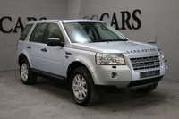 USED 2009 09 LAND ROVER FREELANDER 2.2 TD4 SE 5d 159 BHP SATELLITE NAVIGATION, HEATED HALF LEATHER SEATS, ALPINE SOUND, FRONT & REAR PARK DISTANCE CONTROL, LEATHER MULTI FUNCTION STEERING WHEEL, CRUISE CONTROL