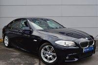 USED 2012 BMW 5 SERIES 2.0 520D M SPORT 4d 181 BHP