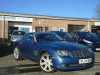 2004 CHRYSLER CROSSFIRE 3.2 V6 2d 215 BHP £2495.00