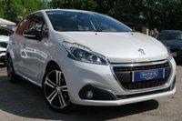 2015 PEUGEOT 208 1.2 PURETECH S/S GT LINE 5d AUTO  £10990.00