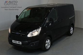 2016 FORD TRANSIT CUSTOM 2.0 270 LIMITED LR P/V 5d 129 BHP SWB AIR CONDITION ALLOY WHEEL EURO 6 £14450.00