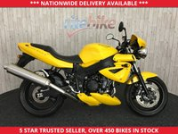 2004 TRIUMPH SPEED FOUR SPEED FOUR NAKED SPORTS LOW MILEAGE ONLY 8035 2004 53  £2390.00