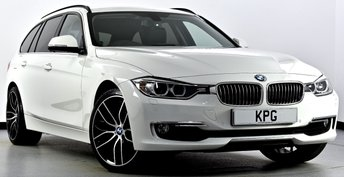 2015 BMW 3 SERIES 3.0 335d Luxury Touring Sport Auto xDrive (s/s) 5dr £21995.00