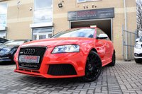USED 2012 12 AUDI RS3 2.5 QUATTRO 5 DOOR S-TRONIC