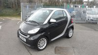 USED 2010 10 SMART FORTWO 1.0 PASSION MHD 2d AUTO 71 BHP SATELLITE NAVIGATION