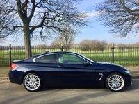 2014 BMW 4 SERIES 2.0 420D LUXURY 2d 181 BHP £15995.00