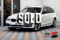USED 2016 66 BMW 3 SERIES 2.0 318D SPORT TOURING 5d 148 BHP One Owner | Full BMW Maintenance | BMW Warranty until Sept 2019