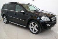 2009 MERCEDES-BENZ GL CLASS 3.0 GL320 CDI 5d AUTO 222 BHP £16850.00