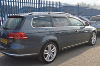 USED 2011 11 VOLKSWAGEN PASSAT 2.0 SE TDI BLUEMOTION TECHNOLOGY DSG 5d AUTO 139 BHP