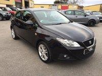 2009 SEAT IBIZA 1.6 SPORT CR TDI 3d 103 BHP £3295.00