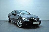 2005 MERCEDES-BENZ SLK 3.5 SLK350 2d AUTO 269 BHP £5395.00